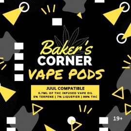 Baker's Vape Pods (Juul Compatible)