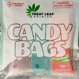 Original 9 Pack Candy Bag by Treatleaf (360mg)